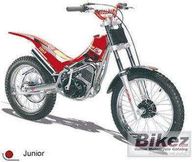 2009 Clipic CJ50 HIT3 Replica Junior