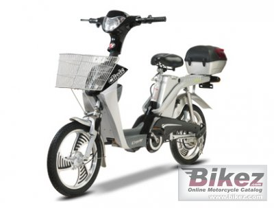 2009 Clipic Eco 08 Electric