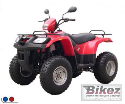2009 Clipic Quad Llierca 250cc
