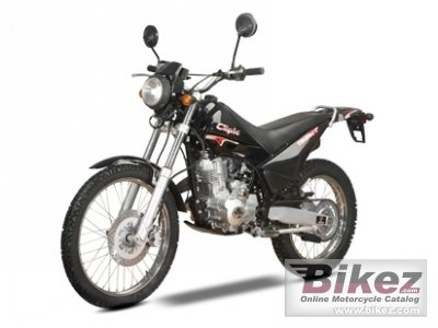 2012 Clipic Tronic T 125cc photo