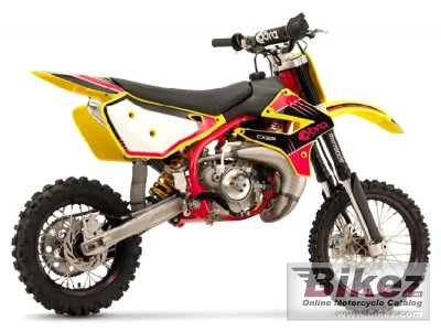 2009 Cobra CX65 Super Moto specifications and pictures