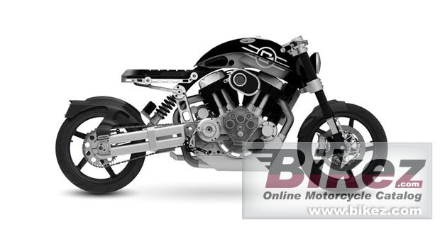 Big Confederate c3 x132 hellcat picture and wallpaper from Bikez.com