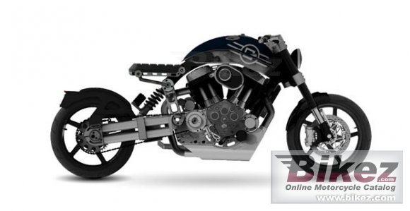 2011 Confederate C3 X132 Hellcat photo