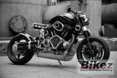 2012 Confederate X132 Hellcat photo