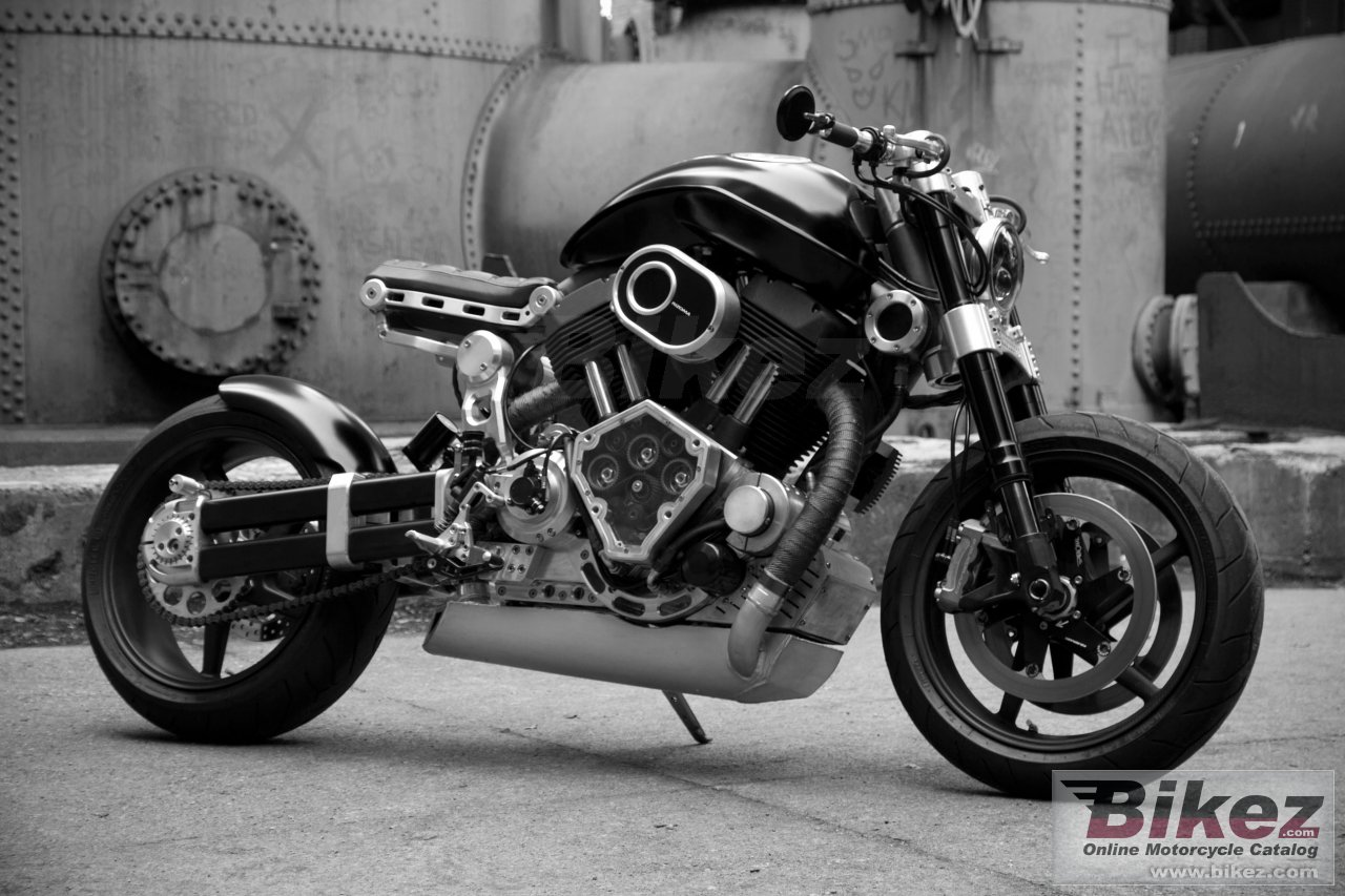 Big Confederate x132 hellcat picture and wallpaper from Bikez.com