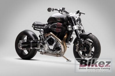 2013 Confederate X132 Hellcat Combat photo