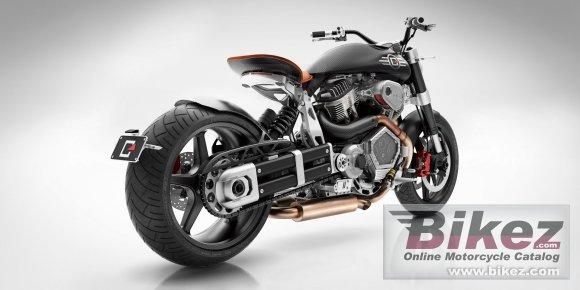 2016 Confederate X132 Hellcat Speedster