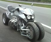 2010 Cosmos Muscle Bikes 4RWF V8 photo