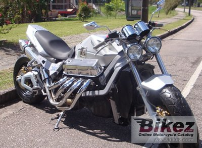2011 Cosmos Muscle Bikes 2rwf V8 Specifications And Pictures