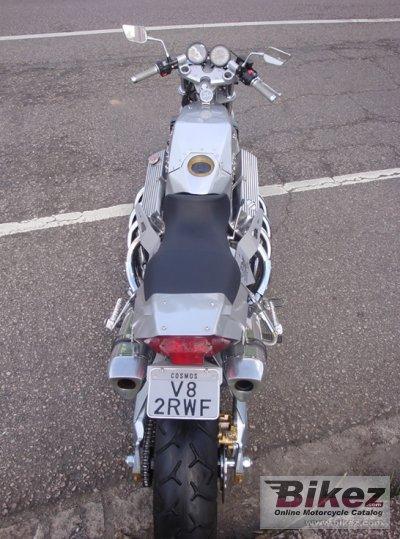 2011 Cosmos Muscle Bikes 2RWF V8