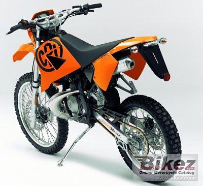 2004 CPI Supercross 50