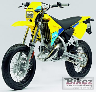2005 cpi supermoto 50 specifications and pictures. Black Bedroom Furniture Sets. Home Design Ideas