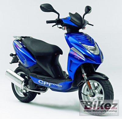 2006 cpi oliver city 50 specifications and pictures