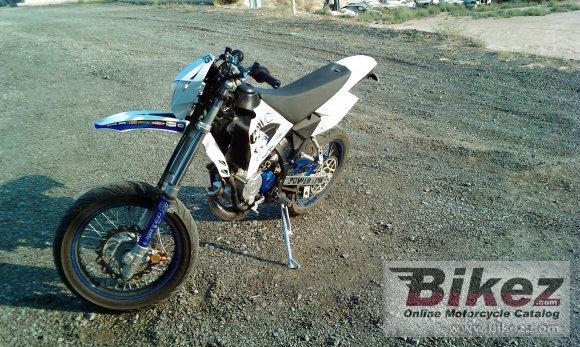 2008 CPI SX 50 White Edition
