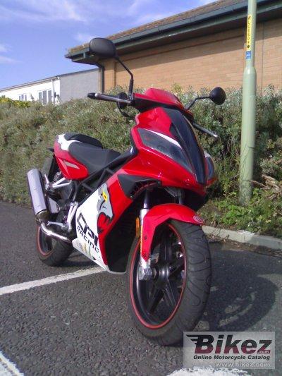 2008 CPI GTR 50