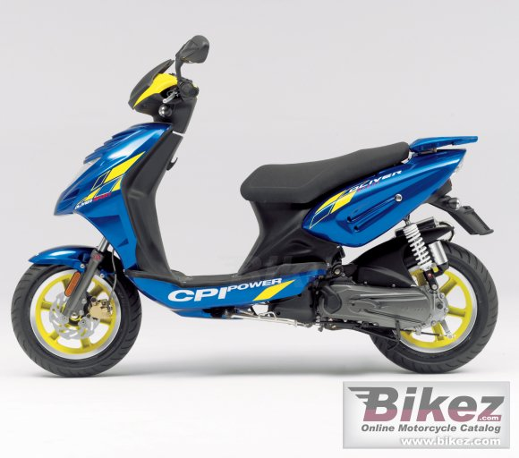 2014 CPI Oliver Sport 50