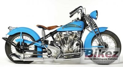 1936 Crocker Crocker-twin