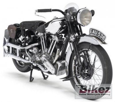 1940 Crocker Twin