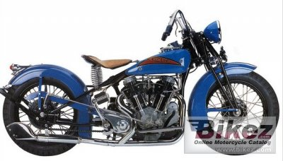 1940 Crocker V-Twin