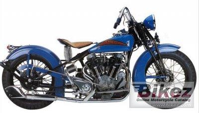 1941 Crocker V-Twin