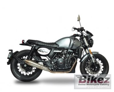 2021 CSC Motorcycles SG400