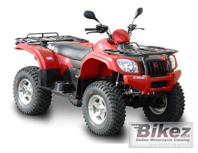 2009 CSR ATV 500