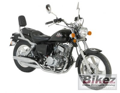 2010 CSR Custom Twin 125 photo