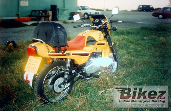 1997 CZ 125