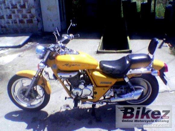 1999 Daelim VT 125