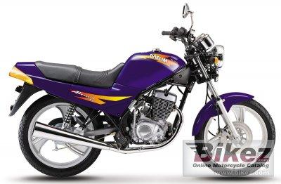2004 Daelim Altino 125 ES