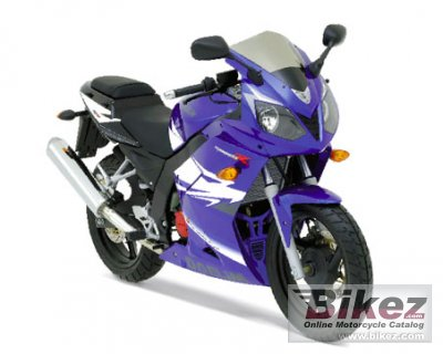 2008 Daelim Roadwin R 125 F.I. photo