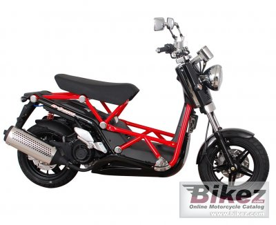 2011 Daelim B-Bone 125 photo