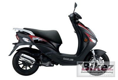 2011 Daelim S4 50