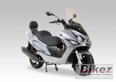 2013 Daelim S3 Advance 250
