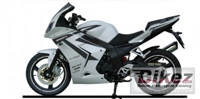 2013 Daelim VJF 125 RoadSport