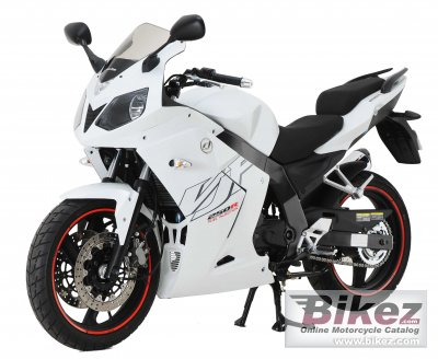 2013 Daelim VJF 250 RoadSport