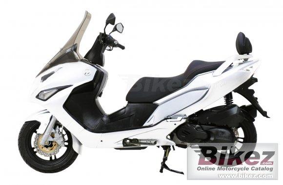 2014 Daelim S3 Advance 250