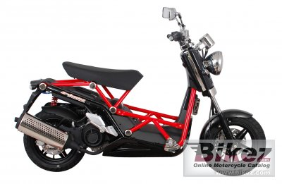 2014 Daelim B-Bone 125 photo