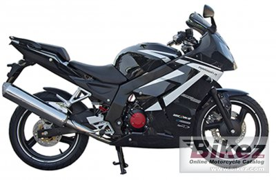 2014 Daelim RoadSport 125