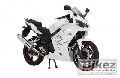 2014 Daelim RoadSport 250