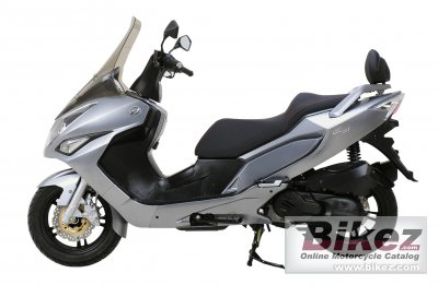 2014 Daelim S3 Advance 250