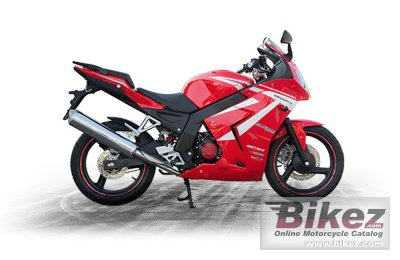 2017 Daelim RoadSport 125