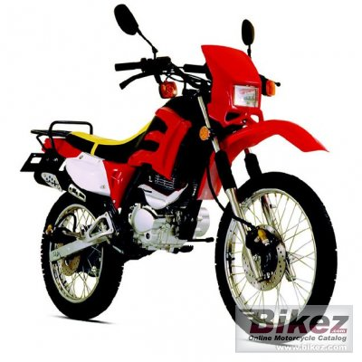 2008 Dafier DFE 200GY photo