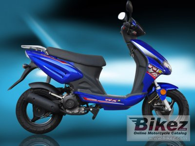 2010 Dafier WX2 50 photo