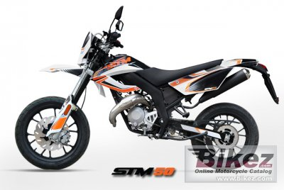 2010 Dafier STM 50 specifications and pictures