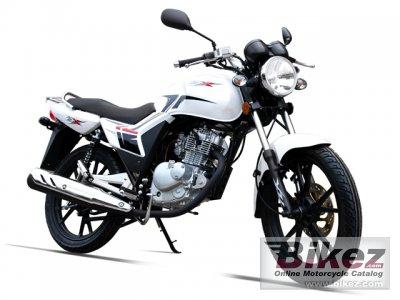 2010 Dafier TZX 125