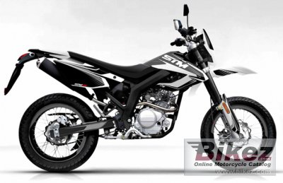2011 Dafier STM 125 photo