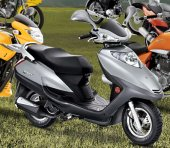 2010 Dafra Smart 125 photo