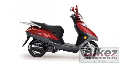 2011 Dafra Smart 125 photo