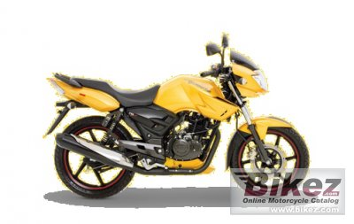 2011 Dafra Apache150